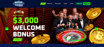 vegas casino online bonuses