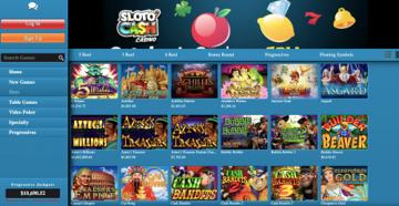 Sloto Cash Online Casino