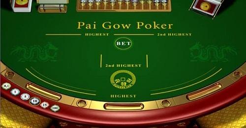 joker in pai gow poker