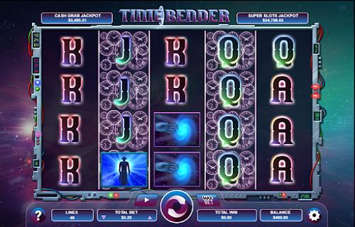 Time Bender Slot