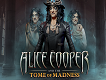 Alice Cooper and the Tomb of Madness
