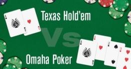 Omaha And Texas Hold Em