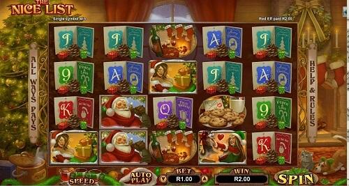 The Nice List Slot Game